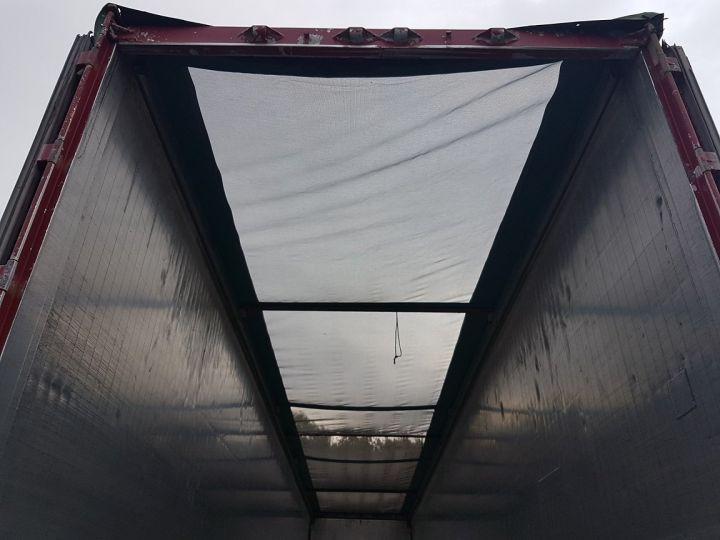 Remorque Fond mouvant FOND MOUVANT BENALU 90m3 ROUGE Occasion - 8