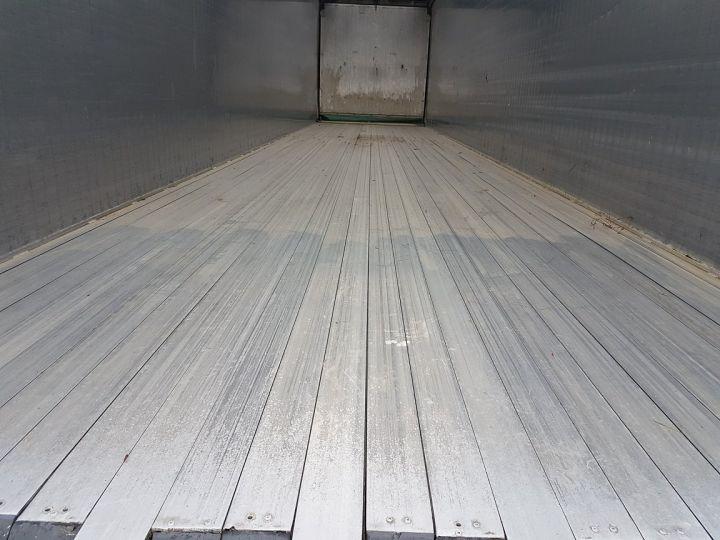 Remorque Fond mouvant FOND MOUVANT BENALU 90m3 ROUGE Occasion - 9