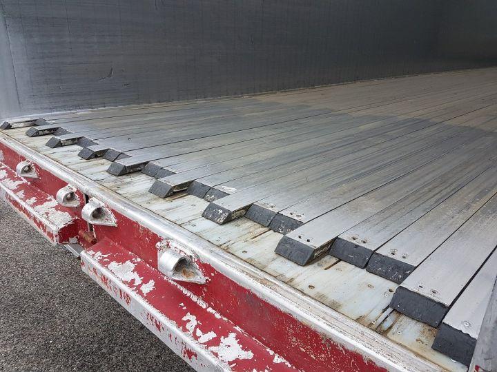 Remorque Fond mouvant FOND MOUVANT BENALU 90m3 ROUGE Occasion - 14