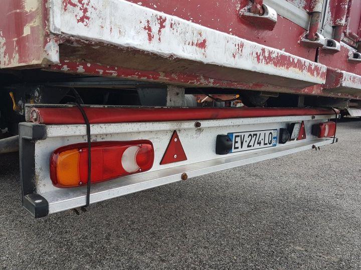 Remorque Fond mouvant FOND MOUVANT BENALU 90m3 ROUGE Occasion - 16