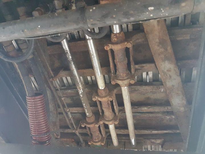 Remorque Fond mouvant FOND MOUVANT BENALU 90m3 ROUGE Occasion - 20