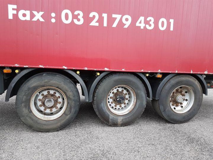 Remorque Fond mouvant FOND MOUVANT BENALU 90m3 ROUGE Occasion - 21
