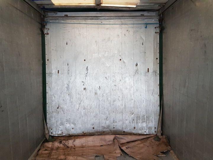 Remorque Legras Fond mouvant FMA 90m3 GRIS - 11