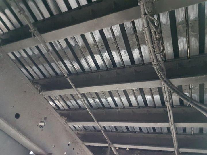 Remorque Legras Fond mouvant FMA 90m3 GRIS - 14