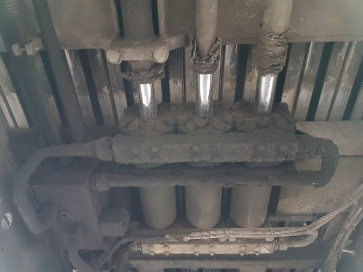 Remorque Legras Fond mouvant FMA 90m3 GRIS - 15