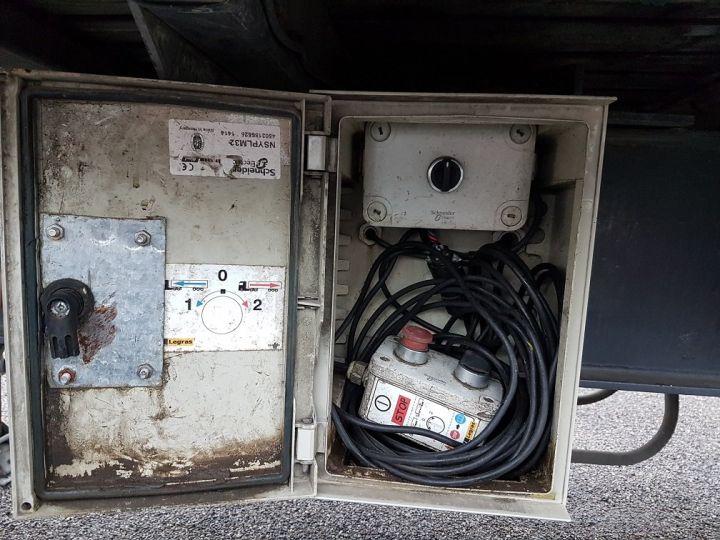 Remorque Legras Fond mouvant FMA 90m3 GRIS - 16
