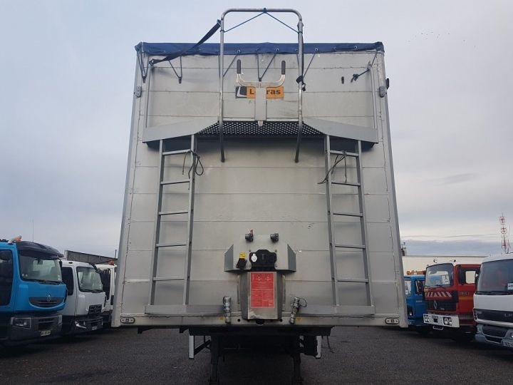 Remorque Legras Fond mouvant FMA 90m3 GRIS - 17