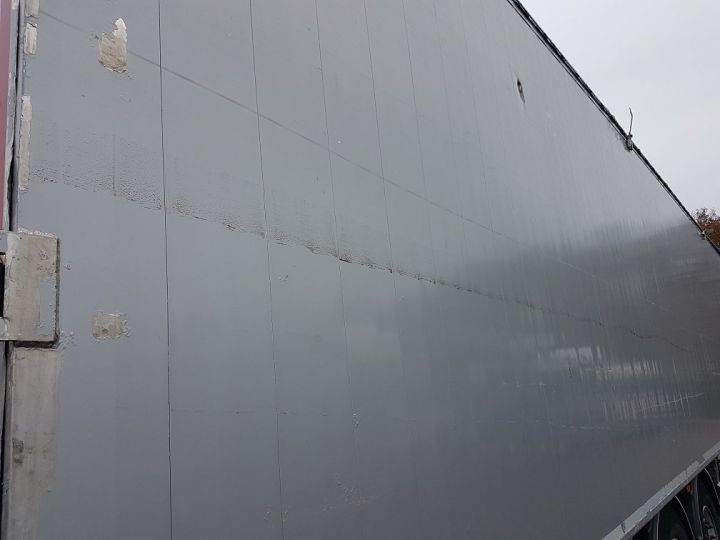 Remorque Legras Fond mouvant FMA 90m3 GRIS - 21