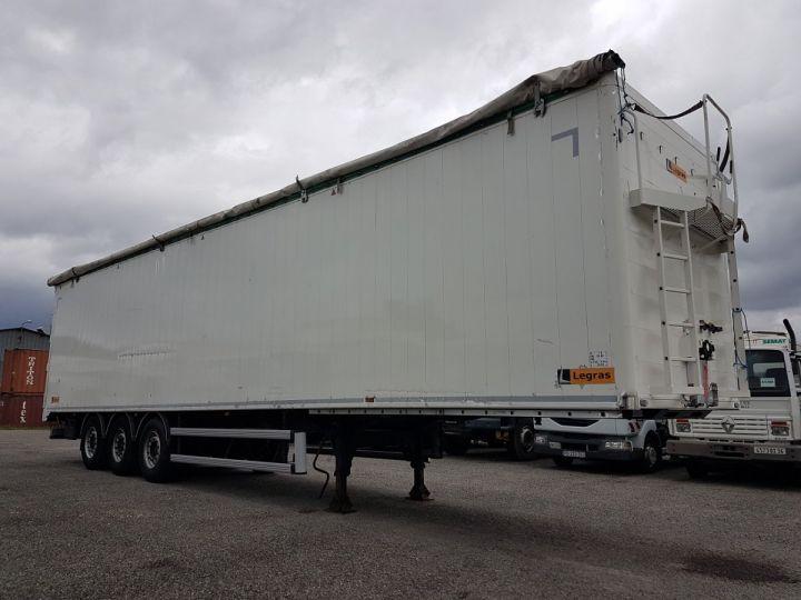 Remorque Legras Fond mouvant FMA 90m3 BLANC - 3