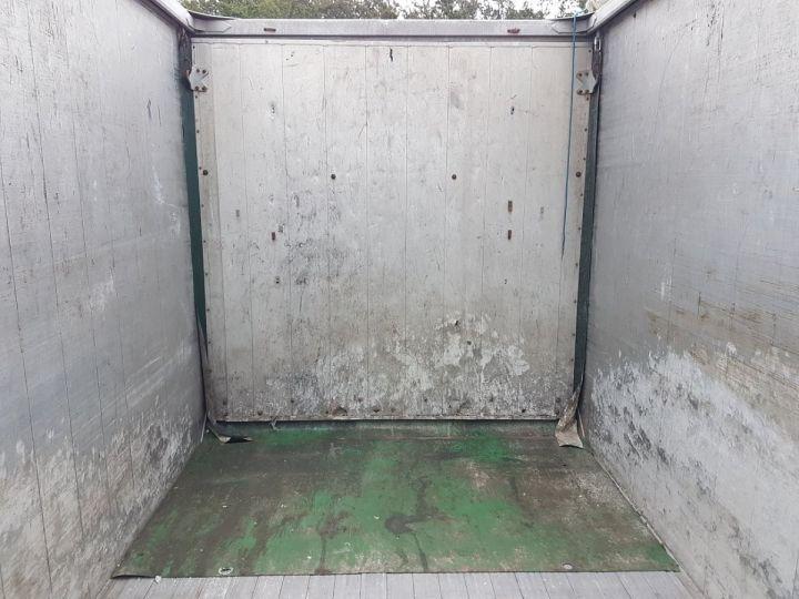 Remorque Legras Fond mouvant FMA 90m3 BLANC - 9