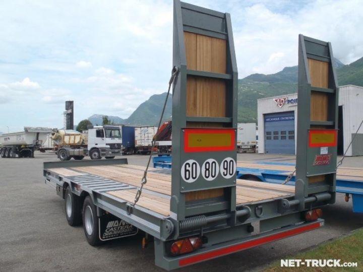 Remorque AMC Castera Plateau RAL 7012 GRIS - 3