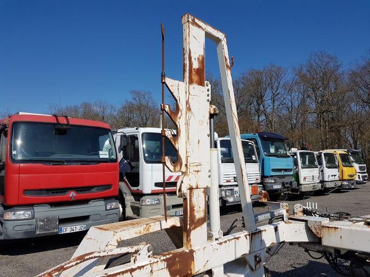 Remorque Louault Porte bobines PORTE TOURET 5T50 EXTENSIBLE BLANC - 11