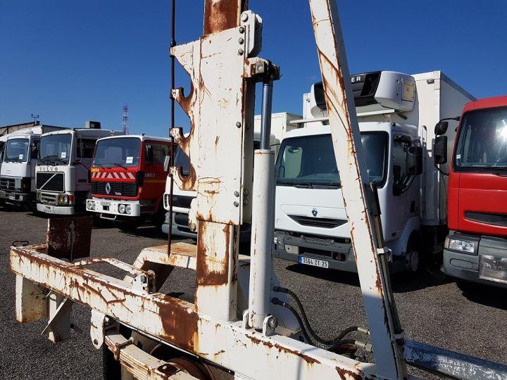 Remorque Louault Porte bobines PORTE TOURET 5T50 EXTENSIBLE BLANC - 12