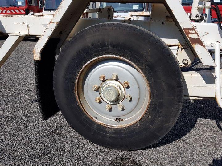 Remorque Louault Porte bobines PORTE TOURET 5T50 EXTENSIBLE BLANC - 21