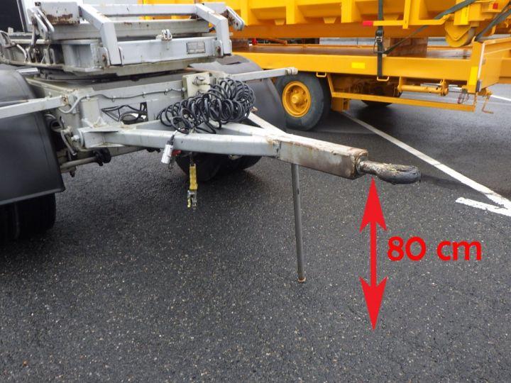 Remorque Fruehauf Porte container Gris - 3