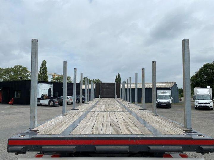 Remorque Kässbohrer Porte container KASSBOHRER 3 ESSIEUX PLATEAU MULTIMODAL PORTE CONTENEURS  - 8