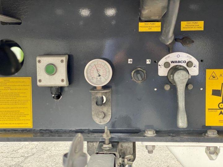 Remorque Kässbohrer Porte container KASSBOHRER 3 ESSIEUX PLATEAU MULTIMODAL PORTE CONTENEURS  - 15