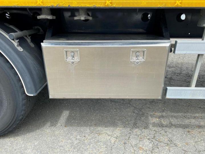 Remorque Kässbohrer Porte container KASSBOHRER 3 ESSIEUX PLATEAU MULTIMODAL PORTE CONTENEURS  - 18