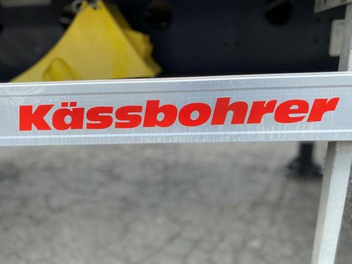 Remorque Kässbohrer Porte container KASSBOHRER 3 ESSIEUX PLATEAU MULTIMODAL PORTE CONTENEURS  - 20