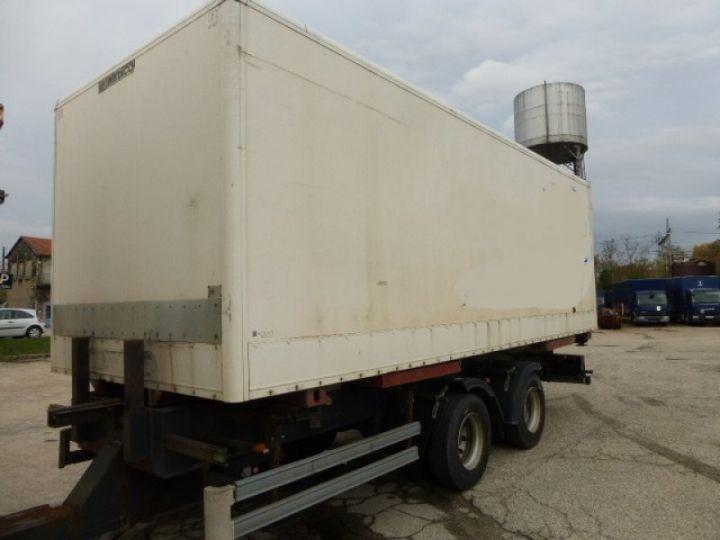 Remorque Lecitrailer Porte container LECITRAILER BLANC - 1