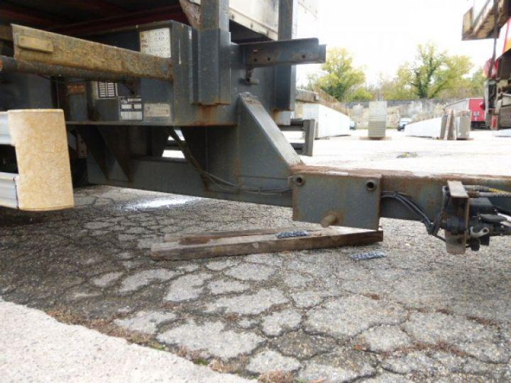 Remorque Lecitrailer Porte container LECITRAILER BLANC - 5