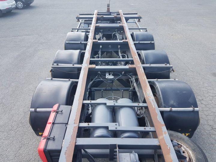 Remorque Porte container PORTE-CAISSE MOBILE 7m80 GRIS Occasion - 7