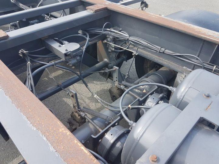 Remorque Porte container PORTE-CAISSE MOBILE 7m80 GRIS Occasion - 11