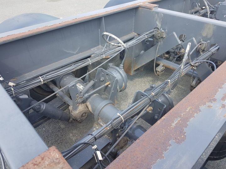 Remorque Porte container PORTE-CAISSE MOBILE 7m80 GRIS Occasion - 12