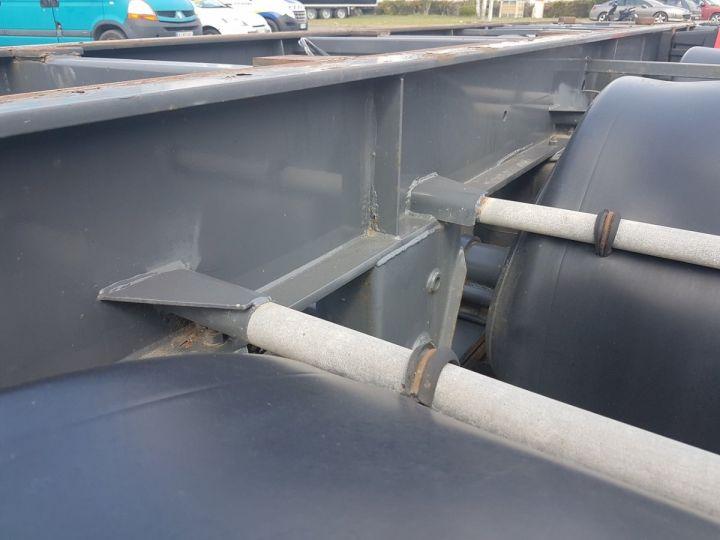 Remorque Porte container PORTE-CAISSE MOBILE 7m80 GRIS Occasion - 14