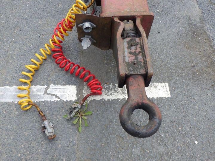 Remorque Trouillet Porte container  - 3