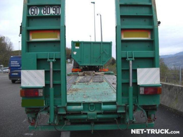 Remorque Castera Porte engins  - 2