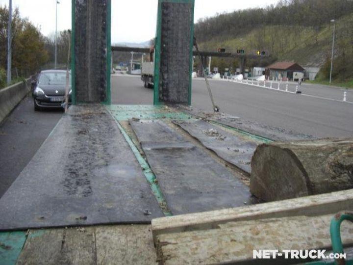 Remorque Castera Porte engins  - 5