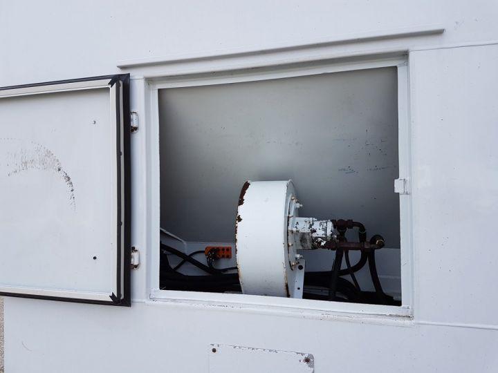 Remorque Citerne Pulvérulents T.S.C.I. 4 compartiments BLANC Occasion - 14