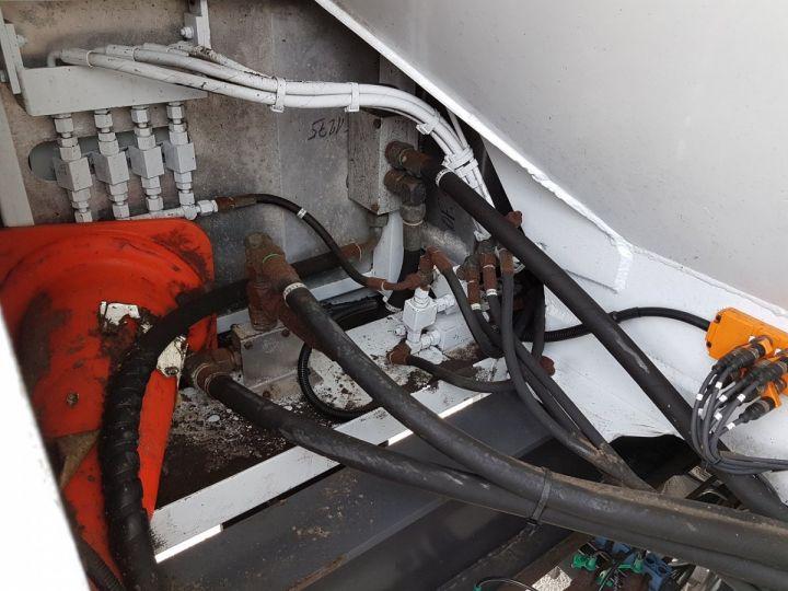Remorque Citerne Pulvérulents T.S.C.I. 4 compartiments BLANC Occasion - 15