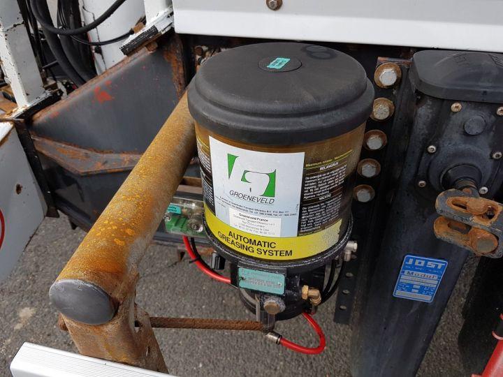 Remorque Citerne Pulvérulents T.S.C.I. 4 compartiments BLANC Occasion - 17