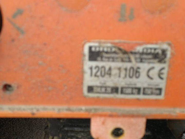 Remorque Fournier Rideaux coulissants REMORQUE JPM  R35D 3.5 T  - 9