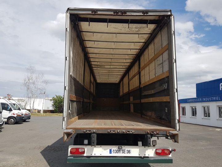 Remorque Fruehauf TX 34 Rideaux coulissants P.L.S.C. MaxiSpeed 3 essieux BLANC - NOIR - 5