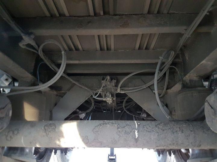 Remorque Samro Rideaux coulissants Remorque 3 essieux P.L.S.C. à ridelles 8m20 BLANC - GRIS - NOIR - 20