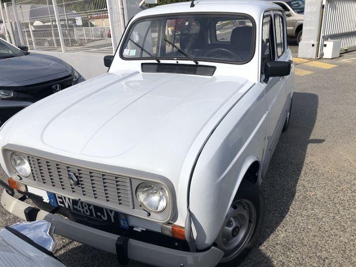 Renault 4L GTL Blanc - 1