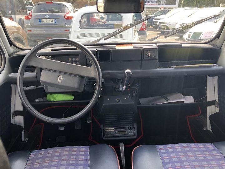 Renault 4L GTL Blanc - 3