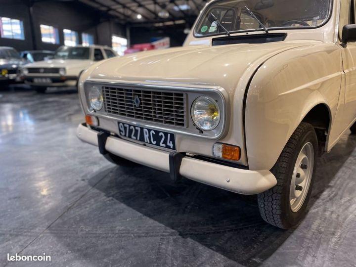 Renault 4L R4 Superbe r4 1983 avec 8800km d'origine Beige - 5