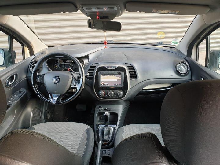 Renault Captur 1.5 dci 90 zen edc bva i Blanc Occasion - 5