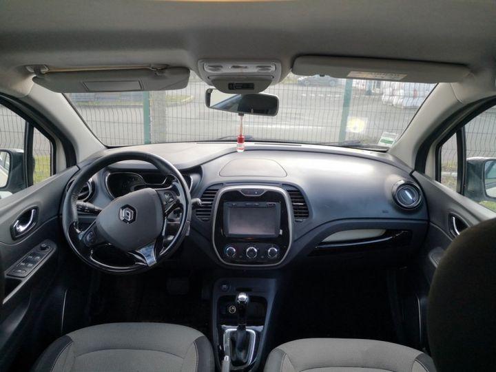 Renault Captur 1.5 dci 90 zen edc bva i Blanc Occasion - 8