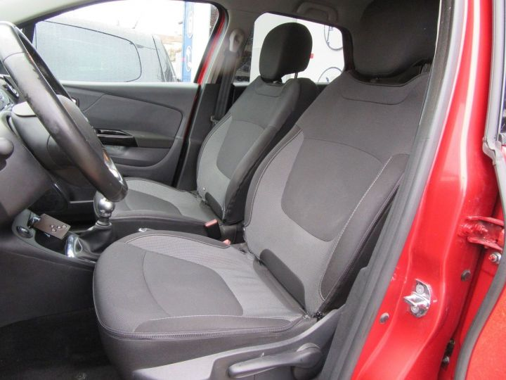Renault Captur 1.5 DCI 90CH ENERGY INTENS ECO² Rouge Occasion - 4