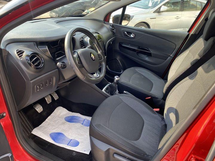Renault Captur 1.5 DCI 90CH ENERGY INTENS ECO² Rouge - 8