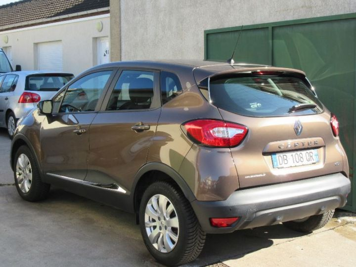Renault CAPTUR 1.5 DCI 90CH STOP&START ENERGY BUSINESS ECO MARRON Occasion - 3