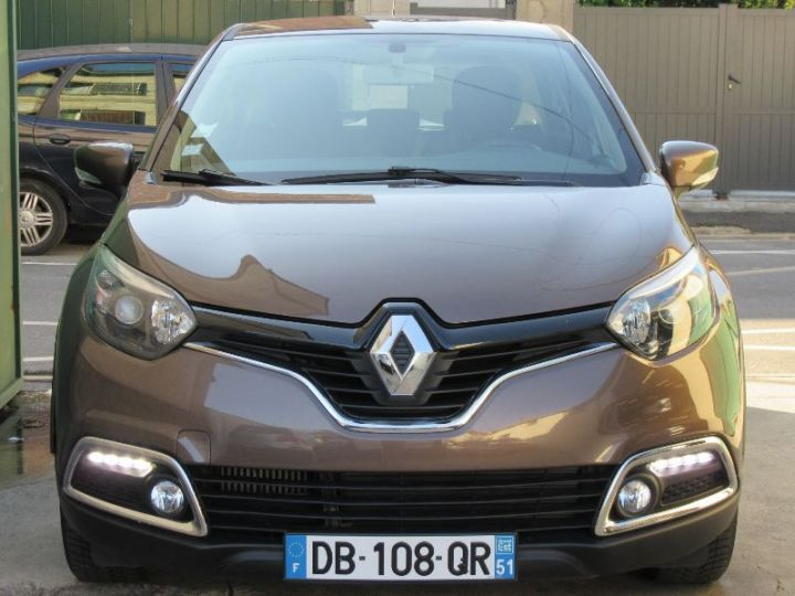 Renault CAPTUR 1.5 DCI 90CH STOP&START ENERGY BUSINESS ECO MARRON Occasion - 5
