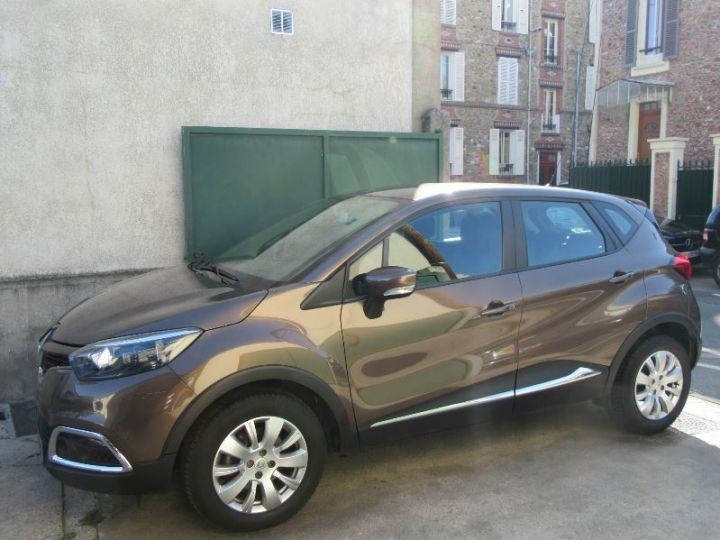 Renault CAPTUR 1.5 DCI 90CH STOP&START ENERGY BUSINESS ECO MARRON Occasion - 7