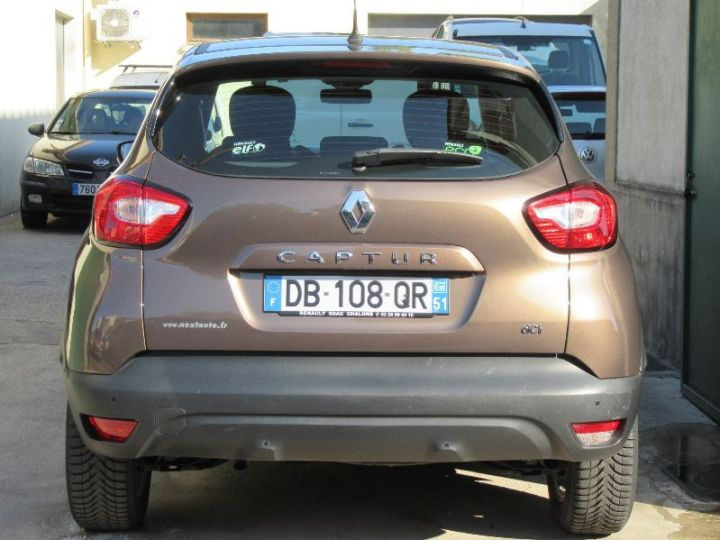 Renault CAPTUR 1.5 DCI 90CH STOP&START ENERGY BUSINESS ECO MARRON Occasion - 9