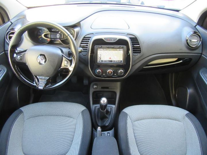 Renault CAPTUR 1.5 DCI 90CH STOP&START ENERGY BUSINESS ECO MARRON Occasion - 14